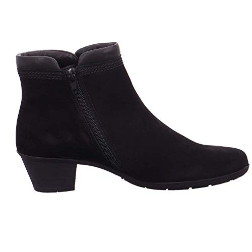 Shoes Gabor Bassi Donna Stivali Nero v0Tqa7