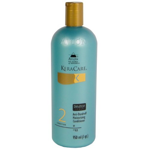 Keracare Dry & Itchy Scalp Anti-Dandruff Moisturizing Con...