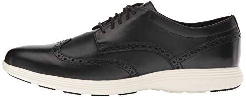Cole Haan Men's Grand Crosscourt II Sneaker, Black, 8.5 M US