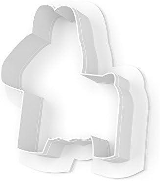 BISCUIT FONDANT ROLLER SKATE 4inch COOKIE CUTTER GUMPASTE CUTTERS
