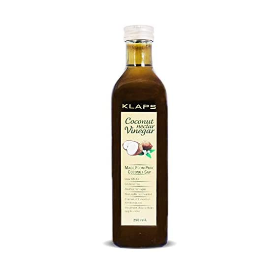 KLAPS Coconut Nectar Vinegar - 250 Ml