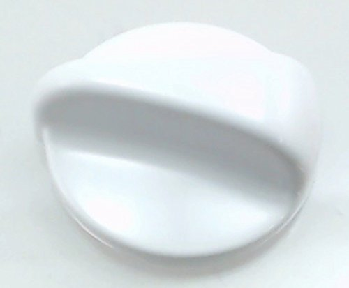 Hotpoint White Electric Range - Top Burner Knob for General Electric GE, AP3868739, PS1021232, WB03K10201