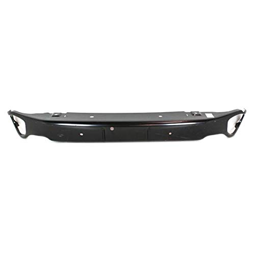 Partomotive For 02-09 Chevy Trailblazer/Envoy & 05-09 9-7x Front Bumper Reinforcement Impact Bar