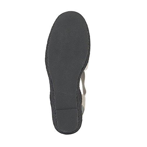 David Tate - Snazzy Sandalen Voor Dames Grijze Nubuck