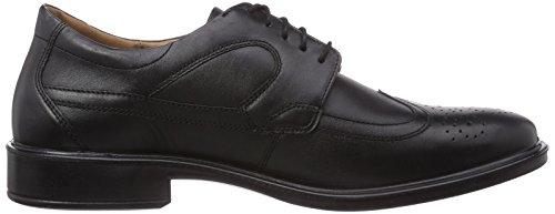 Jomos Classic Neu - Zapatos de cordones derby Hombre Negro (schwarz)
