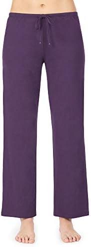 Nautica Women's Sleep Pants, 100% Cotton Jersey