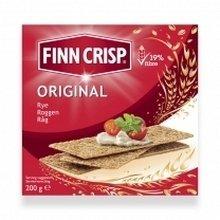 Finn Crisp Original Rye 7 Oz (Pack of 9)