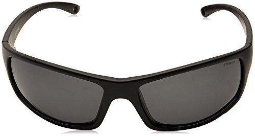 Pz Sonnenbrille 7017 Grey Sports S Polaroid PLD Negro Black CWB1857