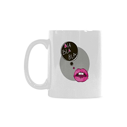 Sweety Love Store-Pop art style print Coffee Mugs,White H...
