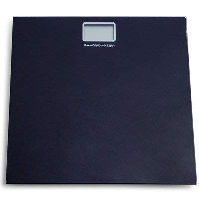 Ezpounds Digital Body Weight Bathroom Scale High Accuracy Step-On Technology