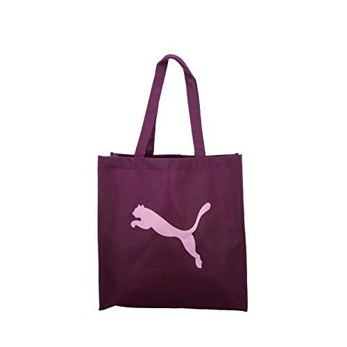 Cabas lila Puma Shopper Pour Rot Femme fB60xRw