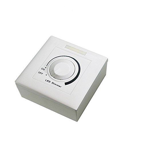 Eforlighting 0 -10V 1-10V LED Light Dimmer Switch AC110V 220V LED Controller Potentiometer for LED Lamp