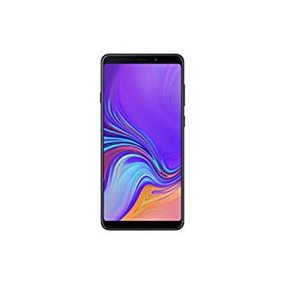 Samsung Galaxy A9 (2018) Single-SIM SM-A920F 128GB (GSM Only, No CDMA) Factory Unlocked 4G Smartphone - International Version (Caviar Black)