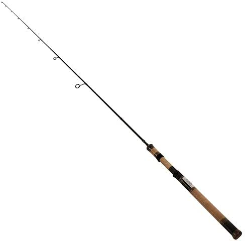 Okuma GSP-S-761L Guide Select Pro Trout Spinning Rod, 7 6 Length, 1 Piece, 2-6 lb Line Rate, 1 8-1 2 Ooz Lure Rate, Light Power