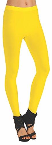 Rubie's Adult Legging, Yellow, One