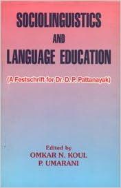 Téléchargez des ebooks gratuits en anglais Sociolinguistics and Language Education 8186318879 PDF