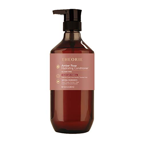 Theorie Amber Rose Hydrating Conditioner (400mL)