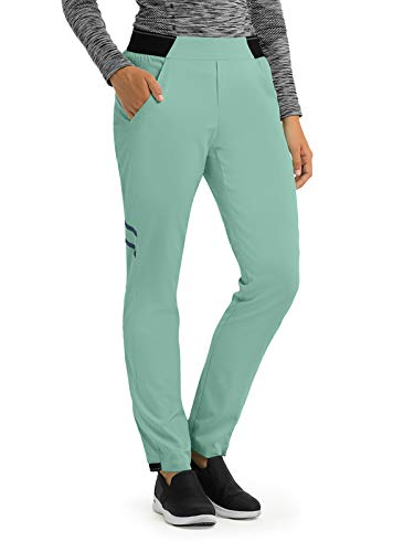 Grey's Anatomy Impact GIP504 Women's Elite Scrub Pant Spearmint MT ()