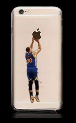 coque iphone 6 silicone nba