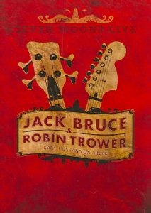 Jack Bruce & Robin Trower: Seven Moons Live (Jack Bruce Robin Trower compare prices)