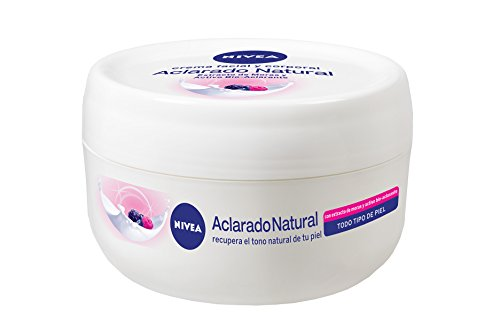 Nivea Pink Cream Natural Tone 7oz Crema Nivea Aclarado Natural - Import It All