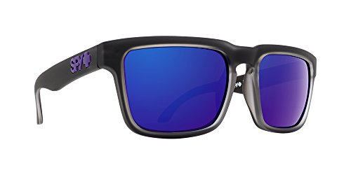HELM BLACK ICE-BRONZE w/ PURPLE - Spy Helm Sunglasses