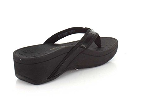 Everday Alta Mulo Vionic Ladies Marea Sandalo Black ROxwqtIdw7
