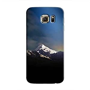 Cover It Up - Mountain Peak Galaxy S6 Hard Case