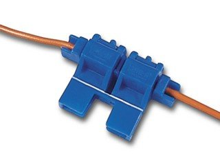 Idc Self Stripping Fuse Holder 20 Amp-20Pack