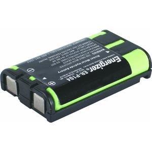 Energizer 3.6-Volt 800 mAh NiMH Battery for Panasonic 5.8GHz Cordless Phones - Phone Metal Battery Energizer