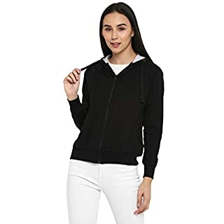31TQmDNCd9L. SS320 Alan Jones Clothing Women's Cotton Hooded Sweatshirt