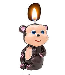 Wawabeauty Velas de Animales de Granja, Tartas de cumpleaños ...