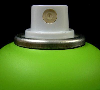 Montana GOLD Acrylic Professional Spray Paint 400 ml - Lime