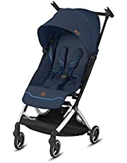 gb Pockit+ All-Terrain, Ultra Compact Lightweight Travel Stroller with Canopy