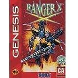 Ranger X - Sega Genesis