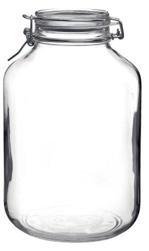 Bormioli Rocco Fido Clear Jar