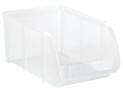 IRIS Small Stacking Bin Clear