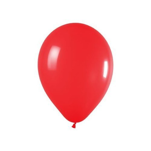 10 x 12 inch Latex Red Wedding Balloons Belbal