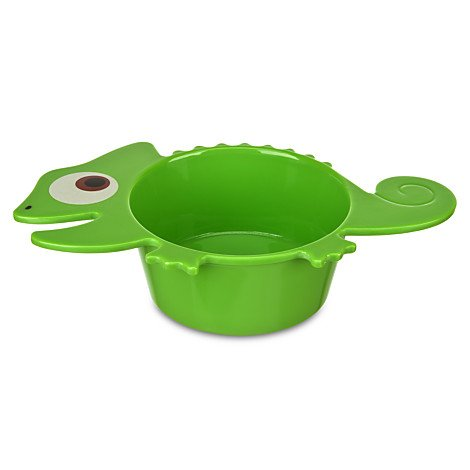 Tangled Rapunzel's Pascal Lizard Bowl -Green Chameleon