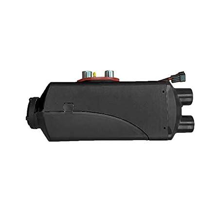 Leslaur 1.2m Stainless Steel Exhaust Pipe Parking Air Heater Tank Diesel Gas Vent Hose
