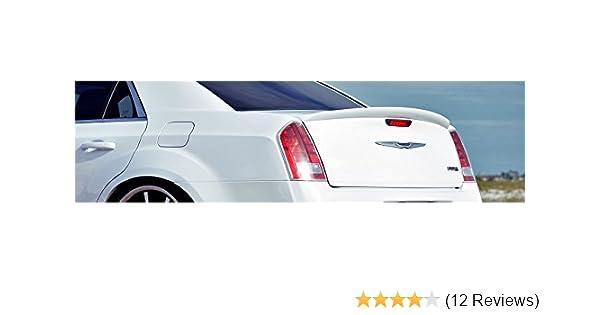 "2011 and Up Painted Chrysler 300 /""SRT8 Style/"" Flushmount Spoiler"