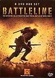 BATTLELINE 8 DVD BOX SET DEFINITIVE COLLECTION OF THE MOST PIVOTAL BATTLES OF WORLD WAR II