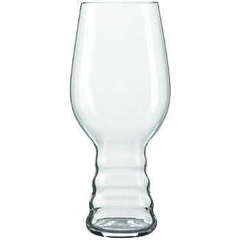 Spiegelau 2-Pack Beer Classics IPA Glass, 19-Ounce