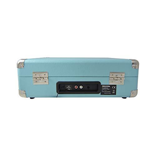 Gira-discos portátil PRIXTON VC400