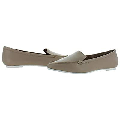 Me Too Womens Audra20 Leather Pointed Toe Loafers | Loafers & Slip-Ons