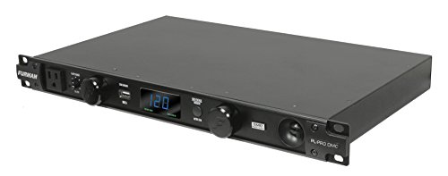 Furman PL-PRO DMC 20 Amp Power Conditioner with Voltmeter/ Ammeter by Furman