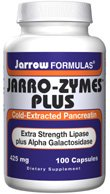 Jarrow Jarro-Zymes Plus(100 Caps) (Multi-Pack) (Caps Zyme 100)