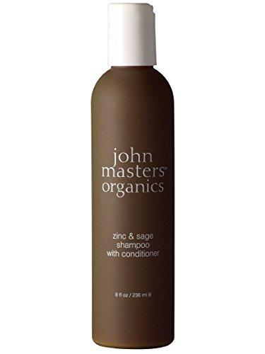 Organics Shampoo Masters Zinc John - John Masters Organics Zinc & Sage Shampoo with Conditioner