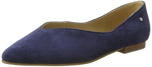 Blue Flats 70214003001302 Ballet Ballerina Blue Dark Marc Women's O'Polo Y76Fxpq