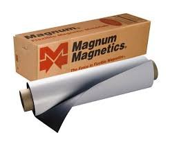 "Magnum Magnetics 24""x25 feet 30mil Super Strong Flexible"